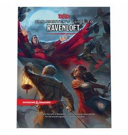 Wizards of the Coast D&D 5.0: VanRichten's Guide to Ravenloft