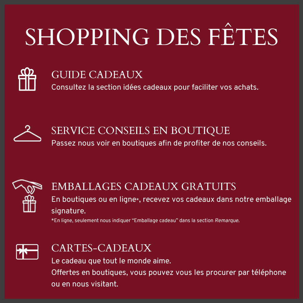 Shopping des Fêtes