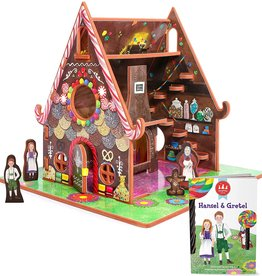 Storytime Toys Storytime Toys Hansel and Gretel Play Set