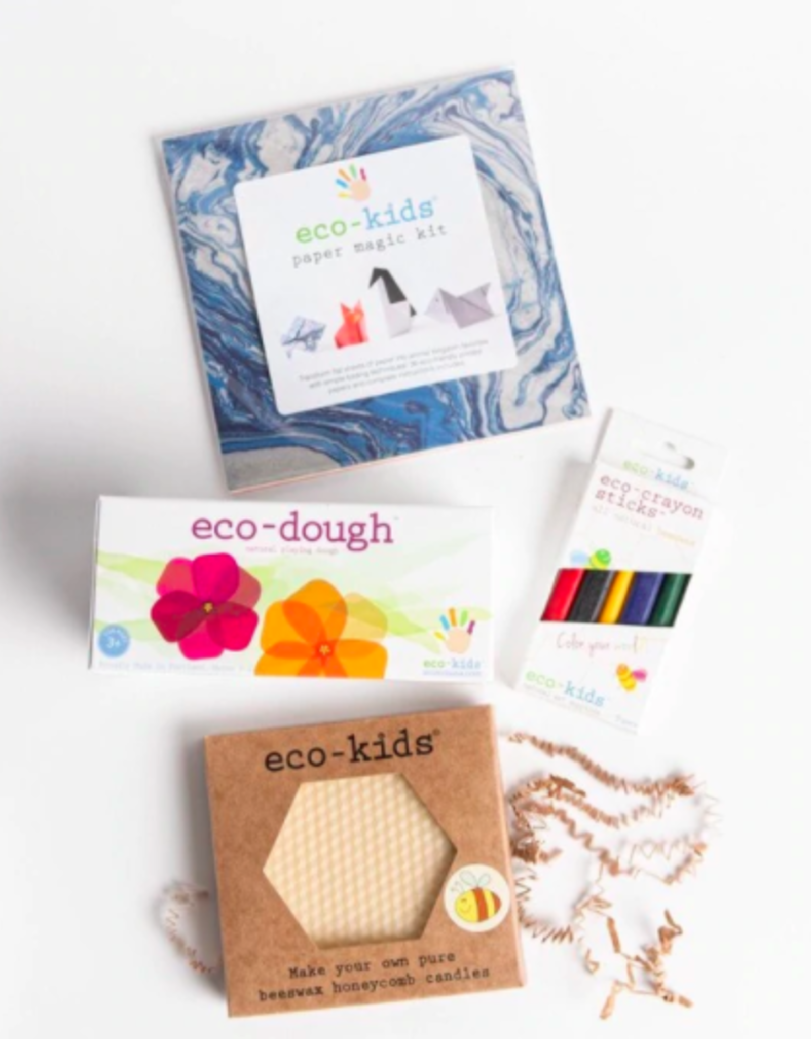 Eco-Kids Busy Bee Art Box