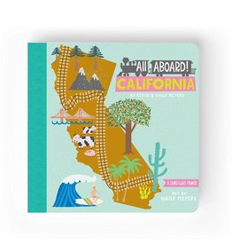 Lucy Darling All Aboard California:  A Landscape Primer