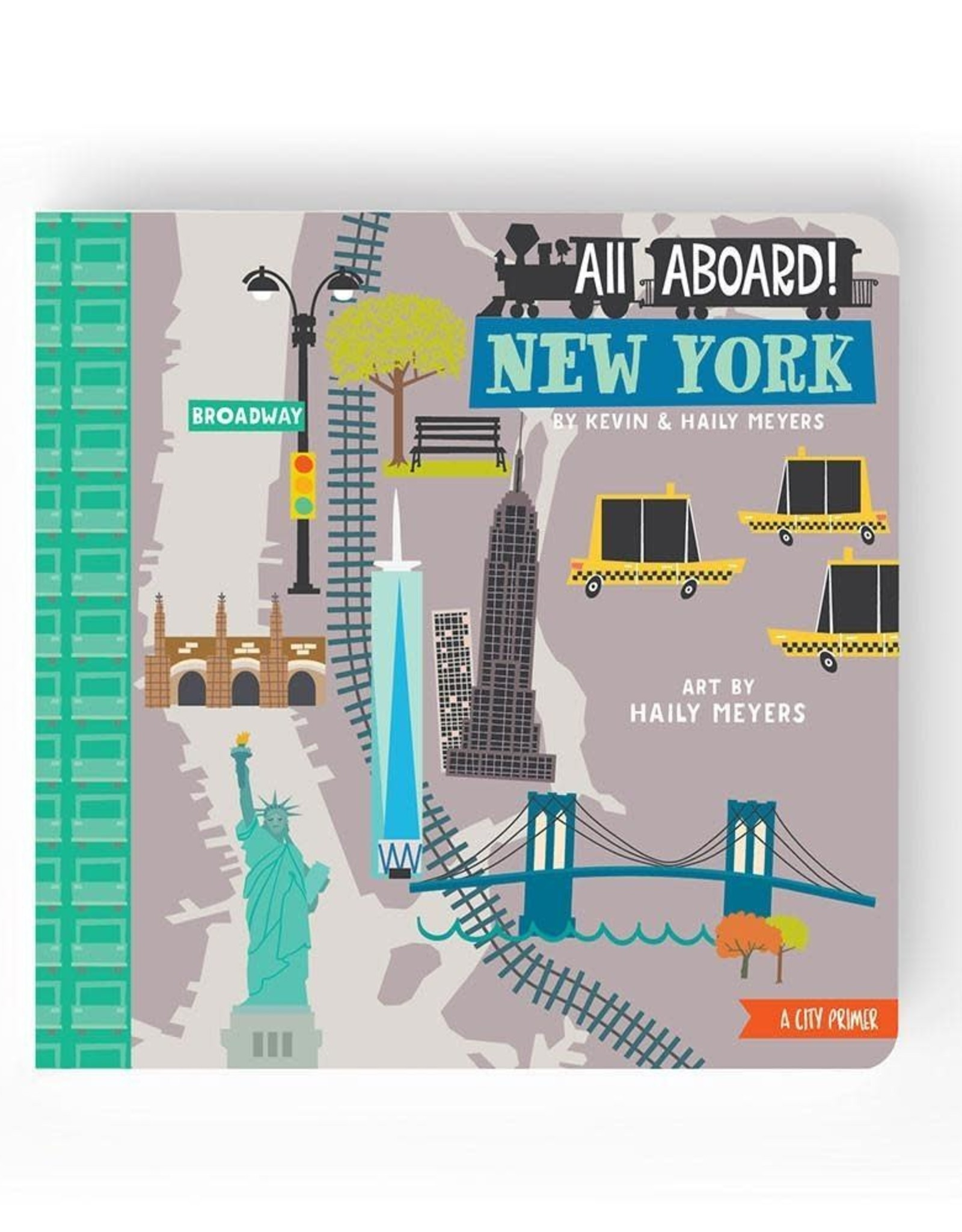 Lucy Darling All Aboard New York:  A City Primer