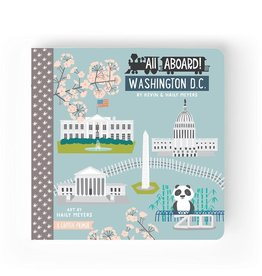 Lucy Darling All Aboard Washington DC:  A Capitol Primer