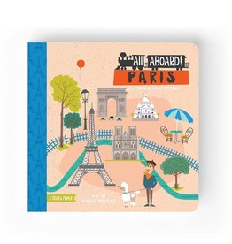 Lucy Darling All Aboard Paris:  A French Primer