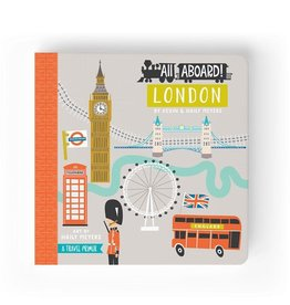 Lucy Darling All Aboard London:  A Travel Primer
