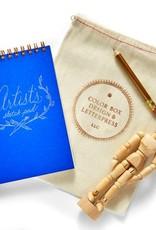 Color Box Design & Letterpress Artist Kit