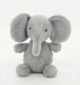 Plushland Gray Plush Elephant