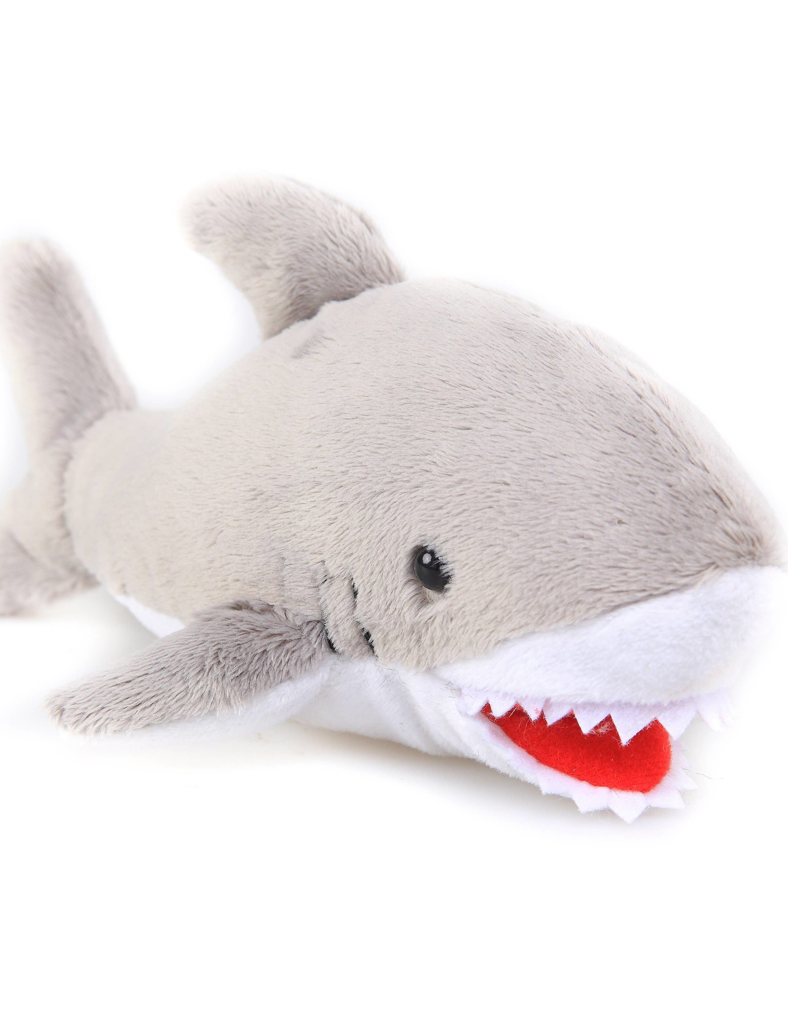 Plushland Shark Bean Bag Plush