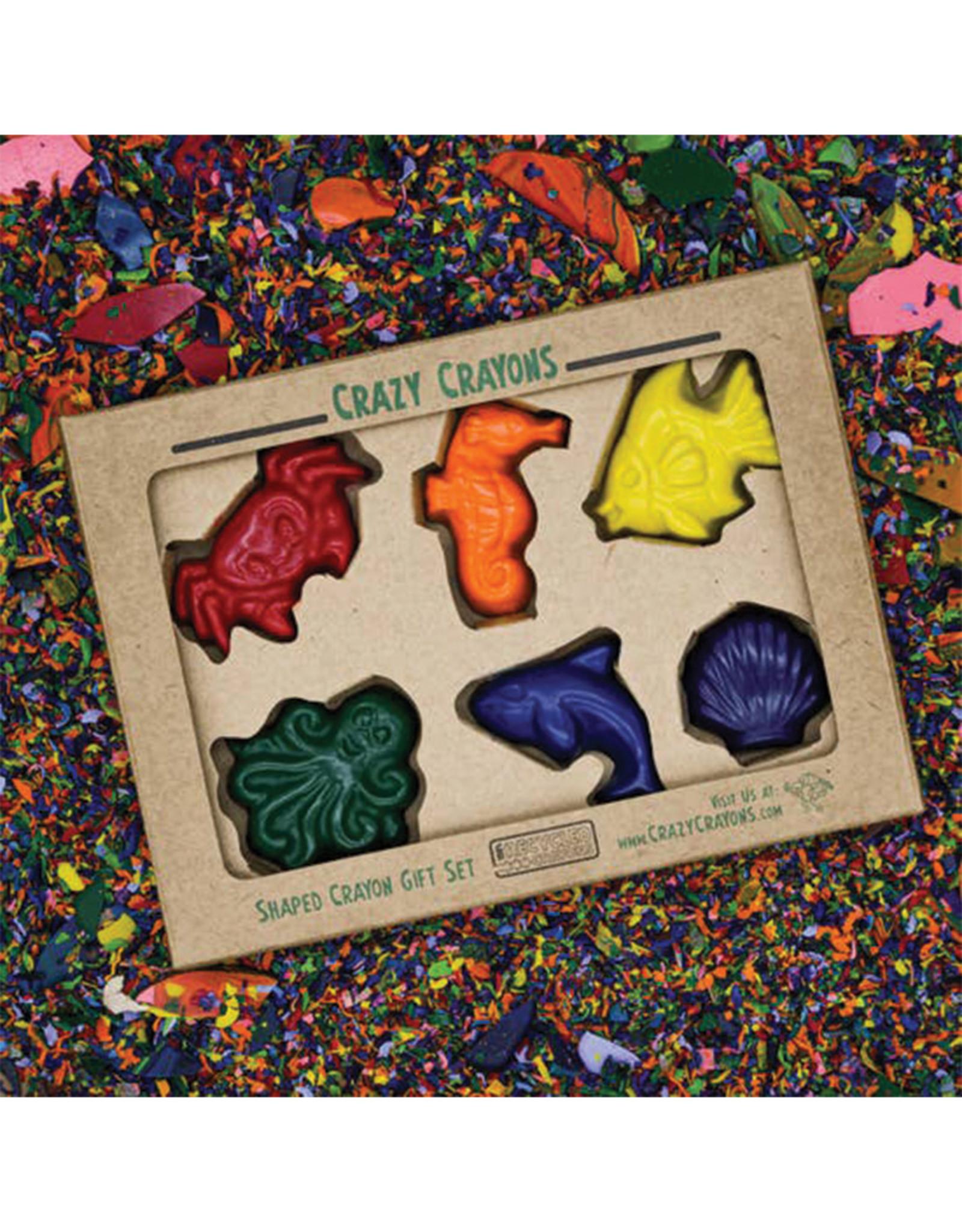 Crazy Crayons Ocean Recycled Crayons