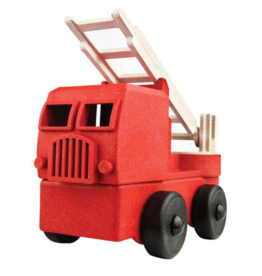Luke's Toy Factory EcoTruck Fire Engine