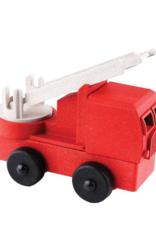 Luke's Toy Factory EcoTruck Fire Truck