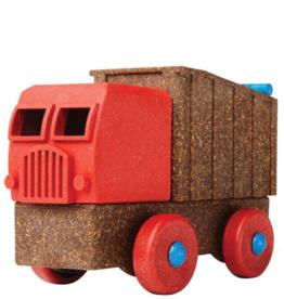 Luke's Toy Factory EcoTruck Dump Truck