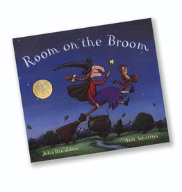 Room on the Broom (Picture Book)
