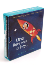 Once There Was A Boy:  Boxed Set