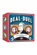 Deal or Duel:  An Alexander Hamilton Card Game