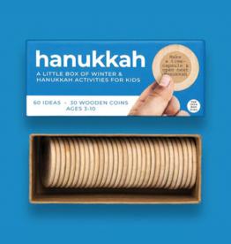 The Idea Box Kids Hanukkah Box for Kids