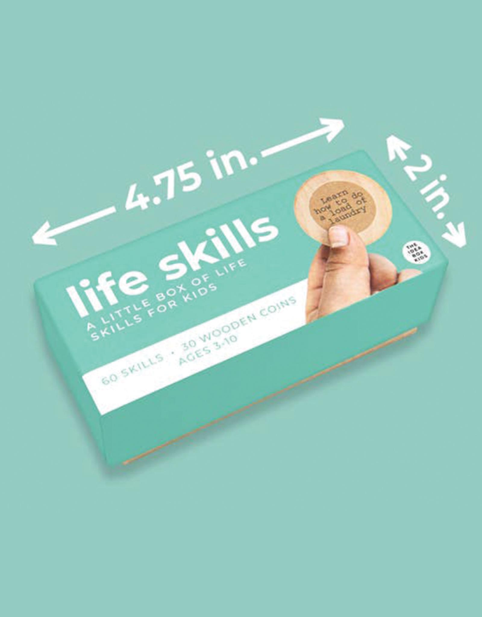 The Idea Box Kids Life Skills Box for Kids