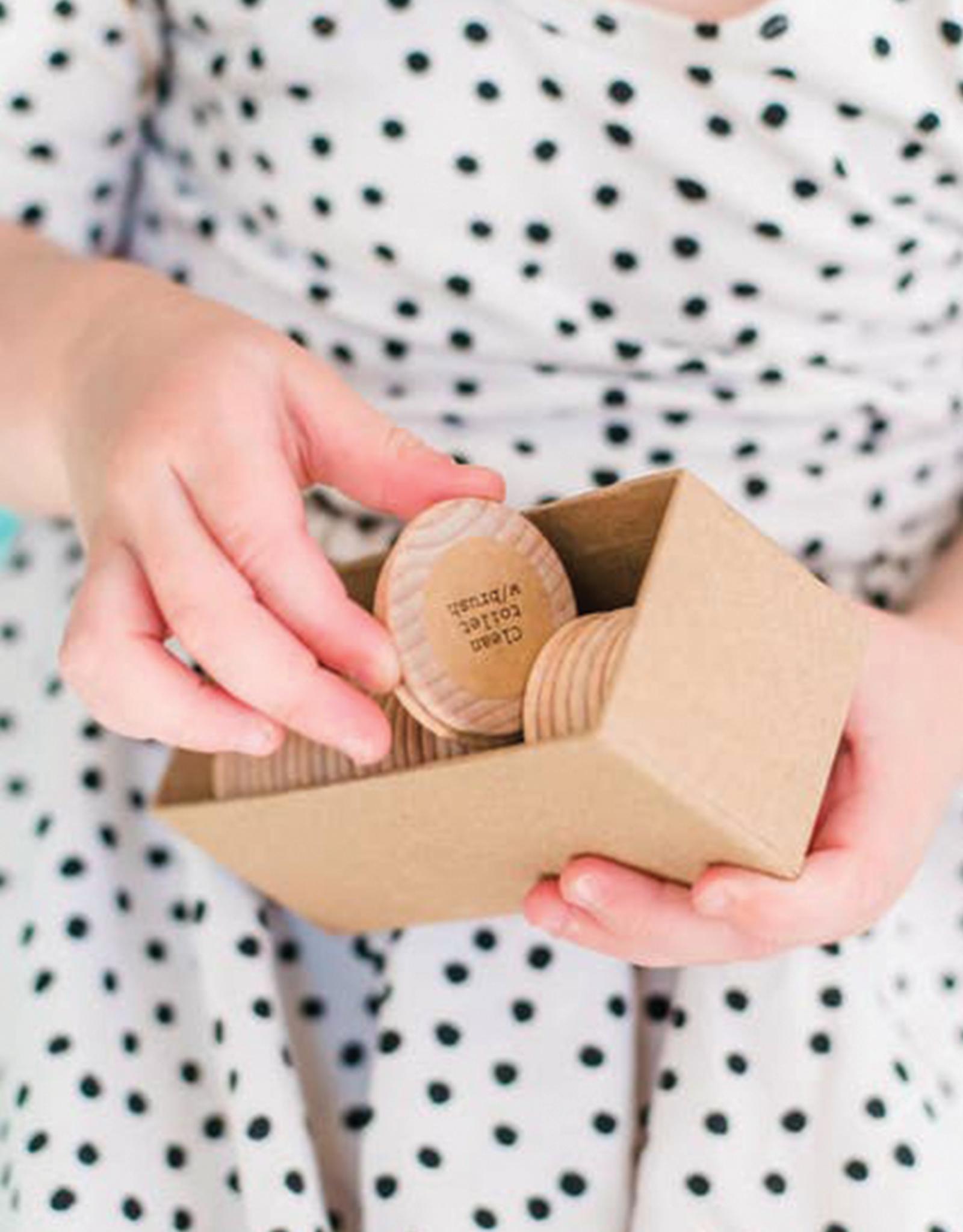 The Idea Box Kids Simple Chores Box for Kids