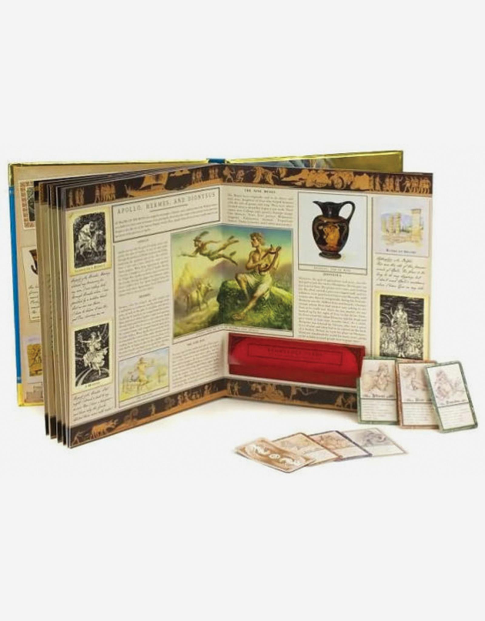 Candlewick Press Mythology (Ology Series)