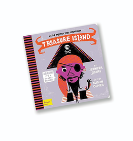 BabyLit Treasure Island:  A BabyLit Shapes Primer