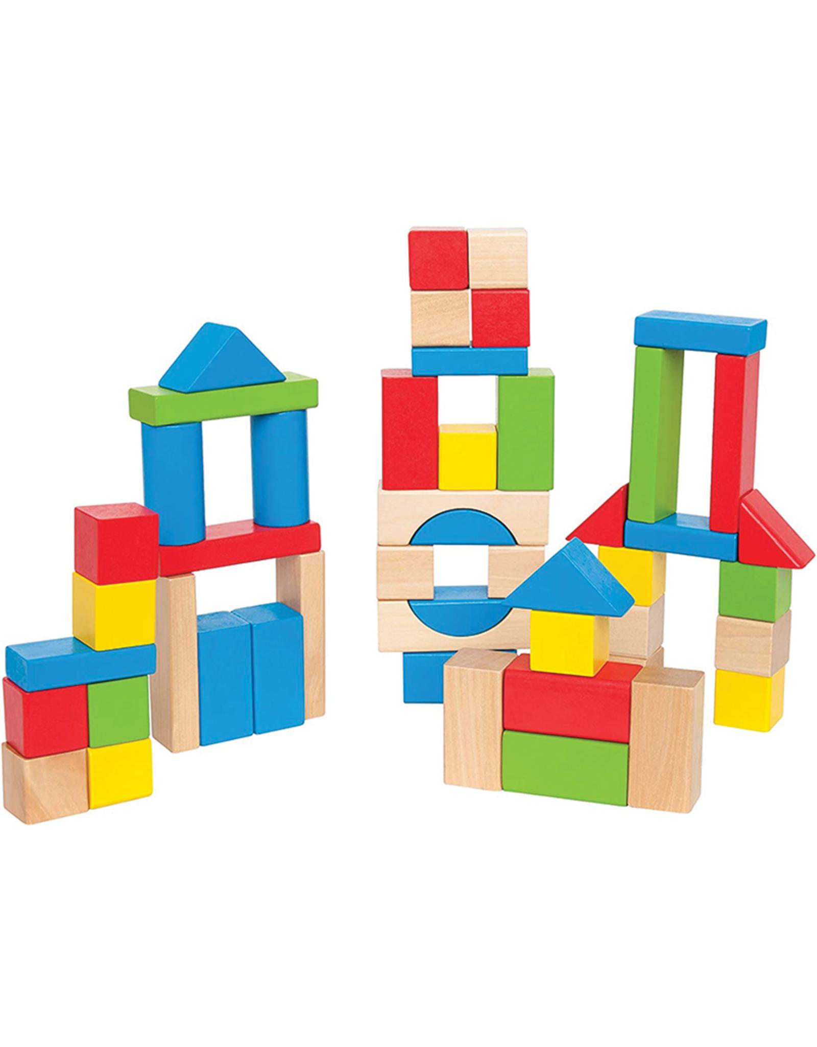 Hape Maple Block Set