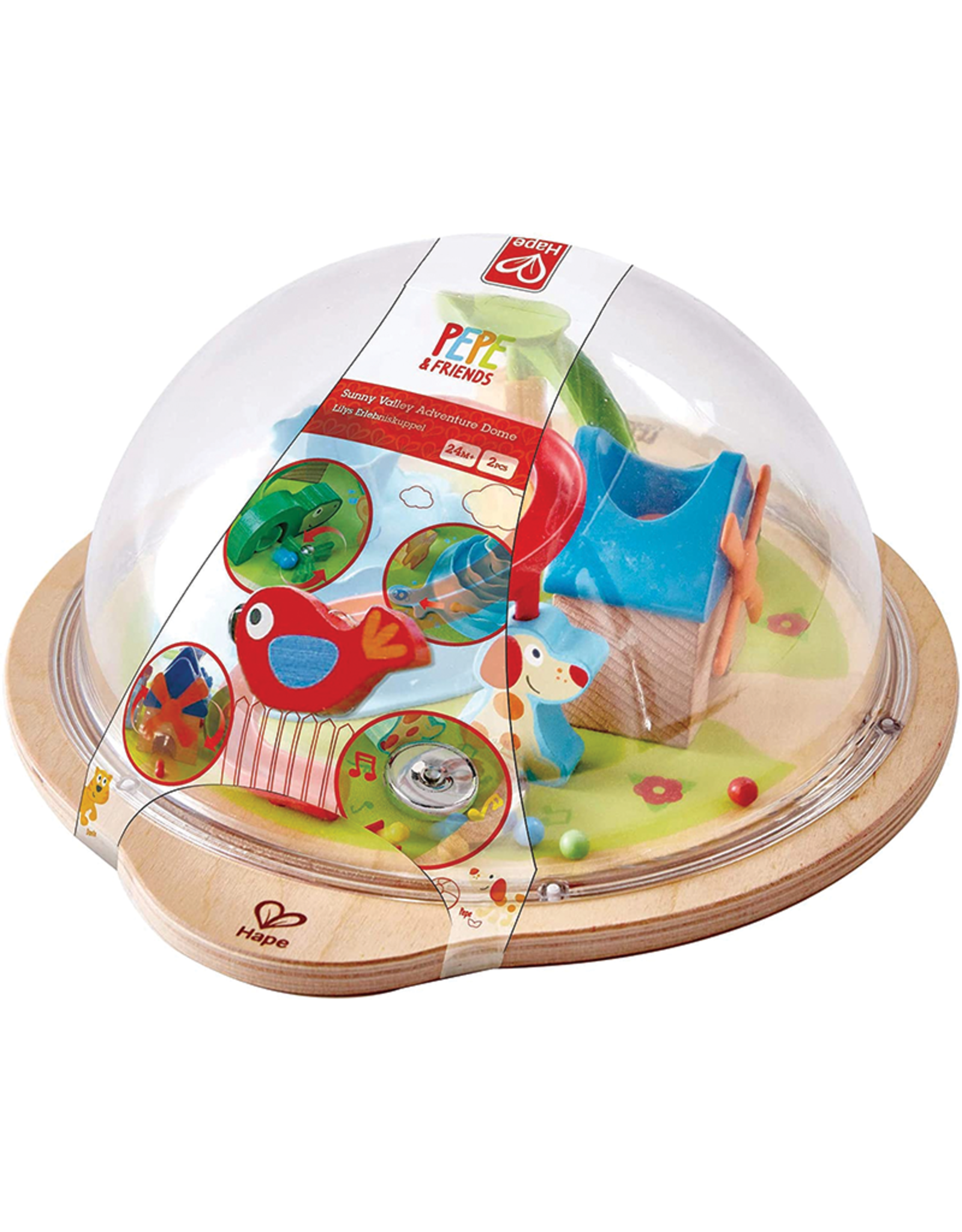 Hape Sunny Valley Adventure Dome
