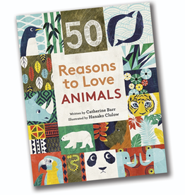 Quarto Group 50 Reasons to Love Animals