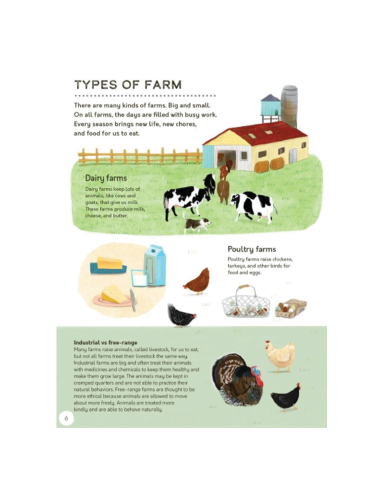 Quarto Group The Farm That Feeds Us: Year in the Life of an Organic Farm