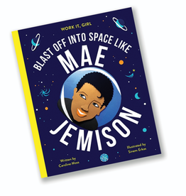 Quarto Group Blast Off Into Space Like Mae Jemison