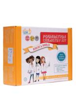 Yellow Scope Foundation Chemistry Kit:  Beakers & Bubbles