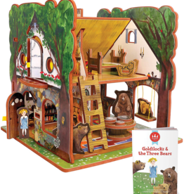 Storytime Toys Storytime Toys Goldilocks & The Three Bears Play Set