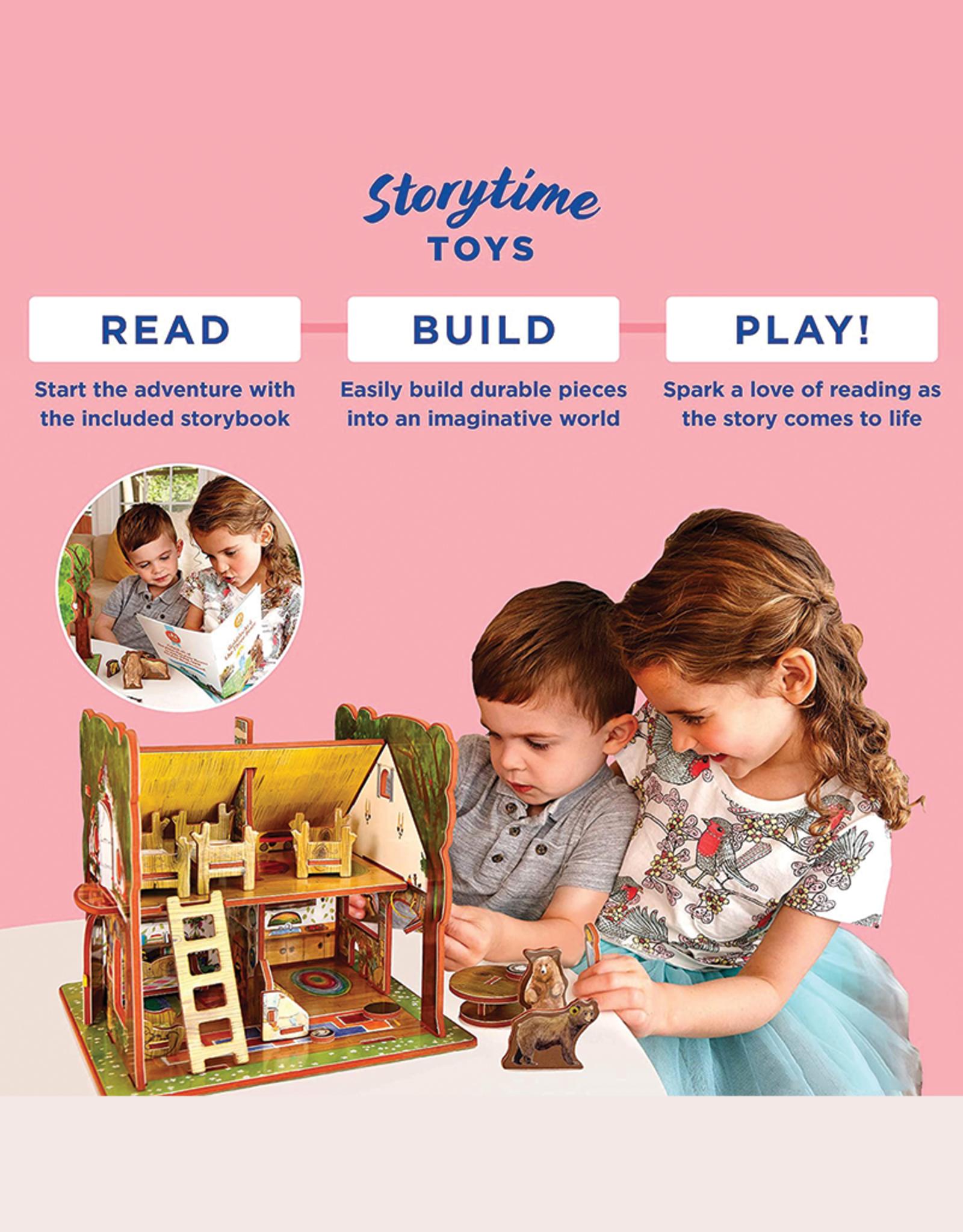 Storytime Toys Storytime Toys Goldilocks & The Three Bears Play Set