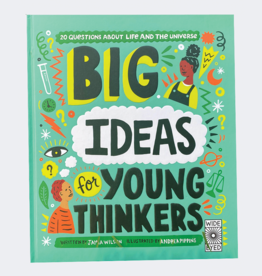 Quarto Group Big Ideas for Young Thinkers: 20 Questions about Life and the Universe