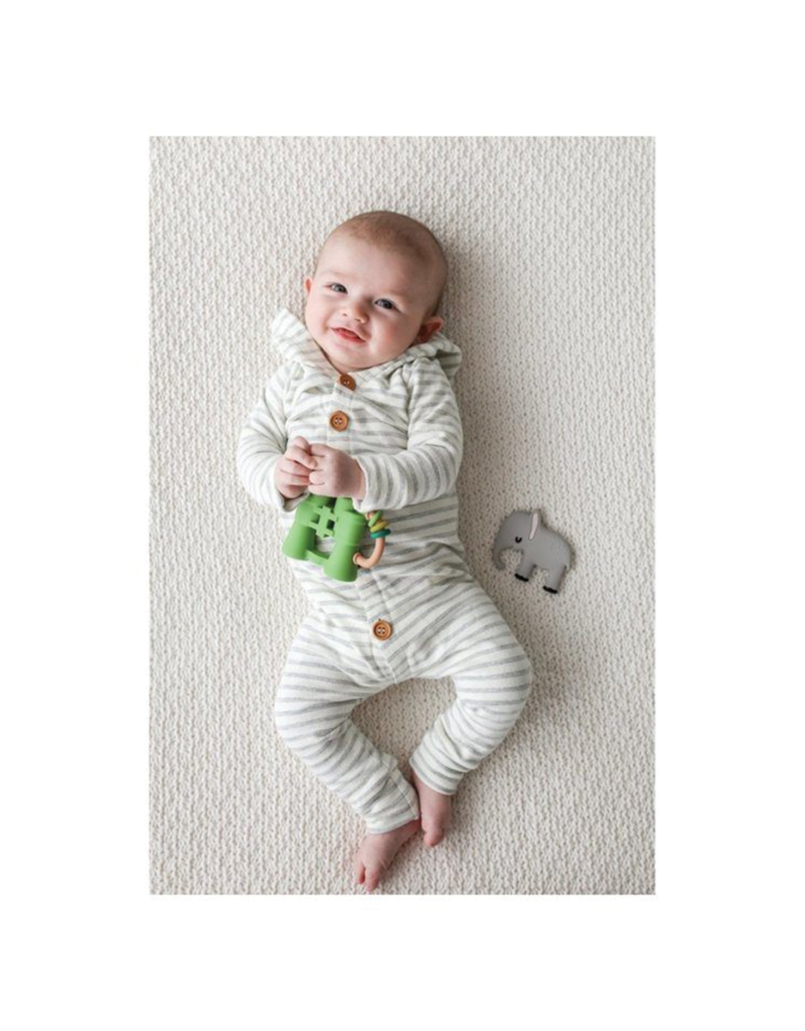 Lucy Darling Little Animal Lover Teether Set