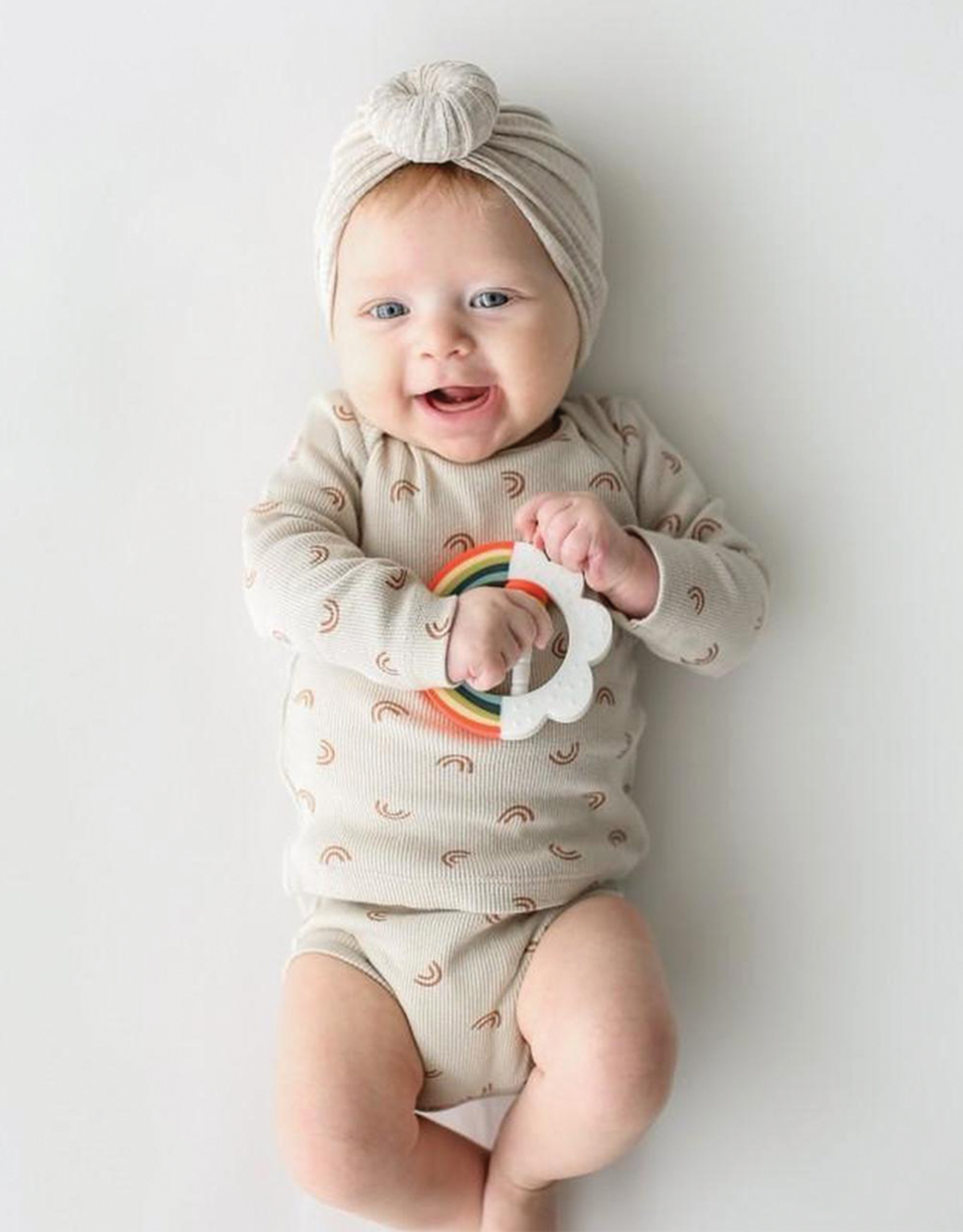 Lucy Darling Little Rainbow Teether Set