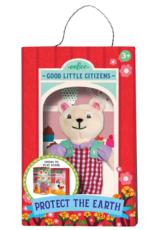 eeBoo Good Little Citizen Bear