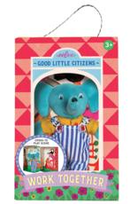 eeBoo Good Little Citizen Elephant