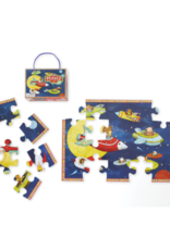 eeBoo Up and Away 20-Piece Puzzle