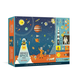 Professor Astro Cat's Frontiers of Space 500-pc Puzzle