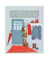 Little Red Ruthie:  A Hanukkah Tale