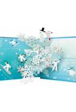 Snowflakes: 5th Anniversary Edition Pop-Up Book