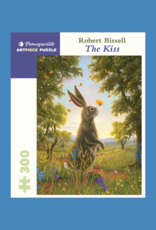 Robert Bissell The Kiss 300-piece Puzzle
