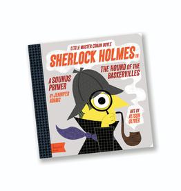 BabyLit Sherlock Holmes, Hound of the Baskervilles: A BabyLit Sounds Primer