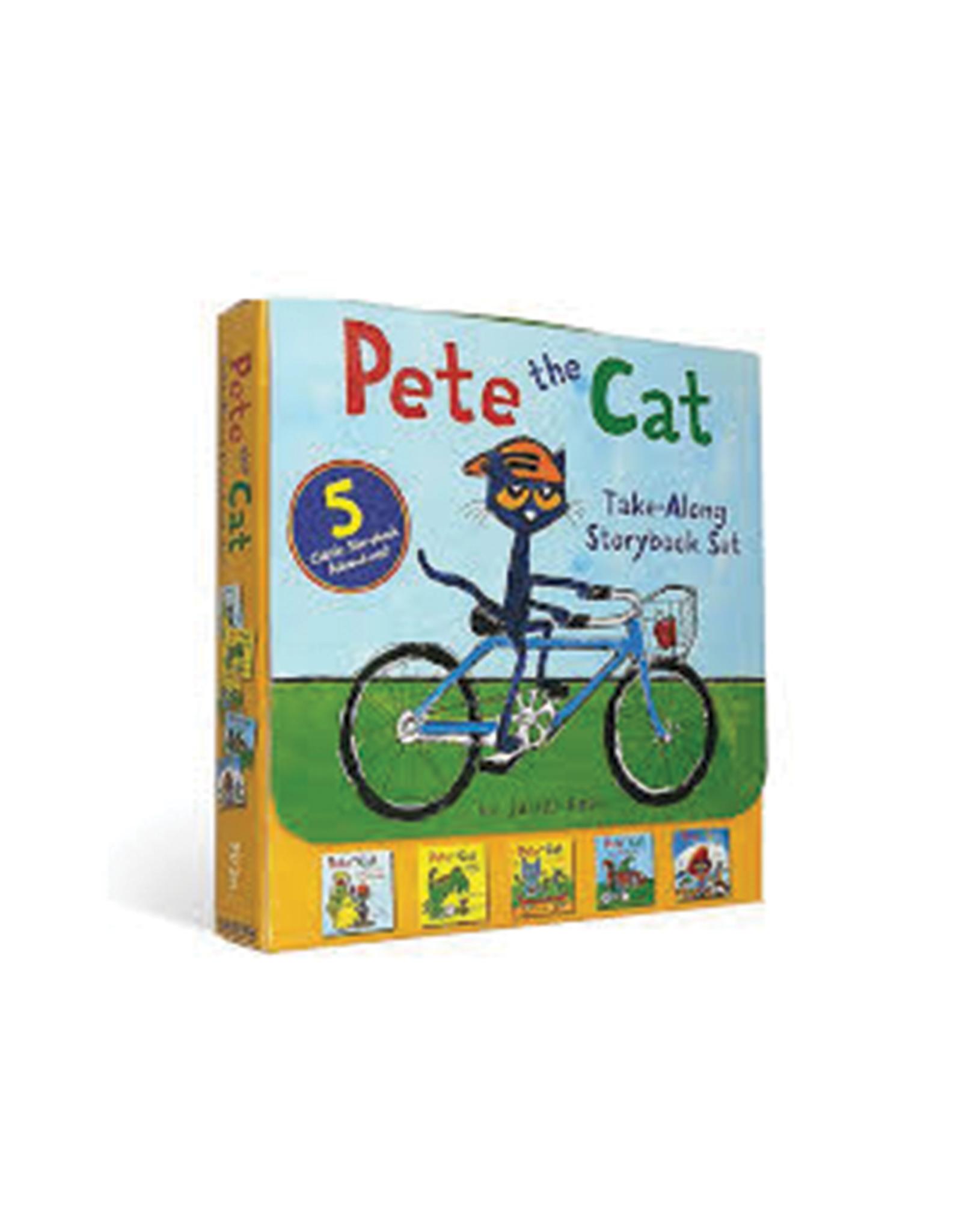 Pete the Cat:  Take Along 5-Book Set