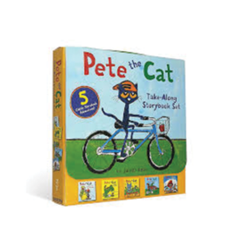 Pete the Cat:  Take Along 5-Book Set