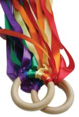 Legacy Learning Academy Rainbow Hand Kite Toy