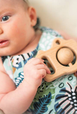 Legacy Learning Academy My First Camera Wooden Baby Teether