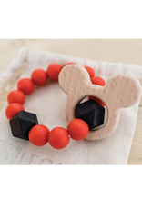 Legacy Learning Academy Mouse Ears Teether Toy