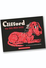 Clifford the Big Red Dog (Vintage Hardcover)