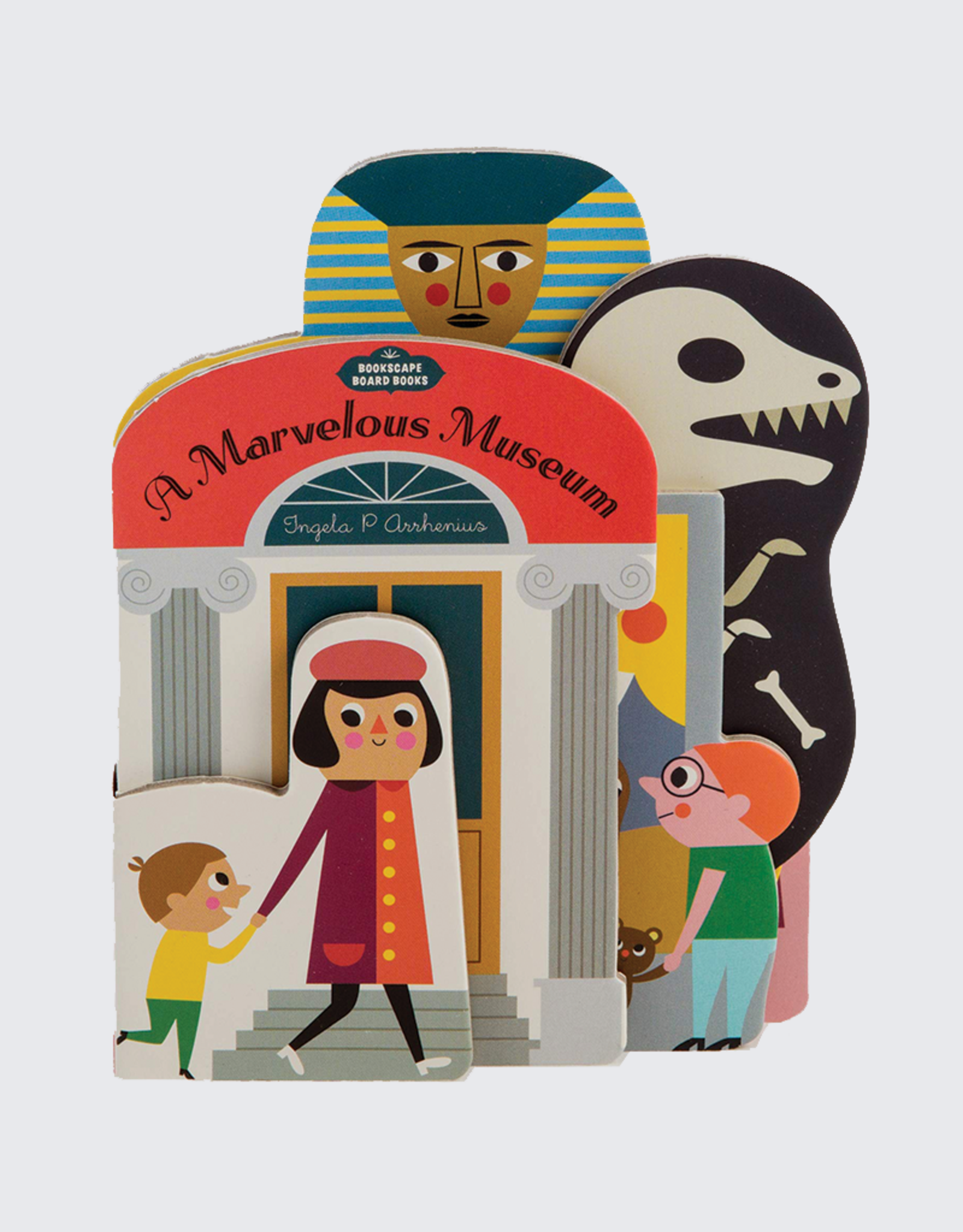 A Marvelous Museum:  A Bookscape Board Book